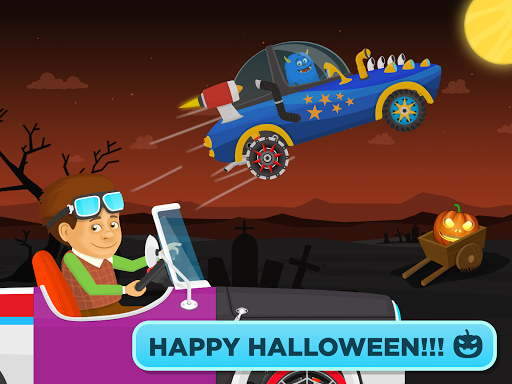 Garage Master - fun car game for kids & toddlers screenshot 7