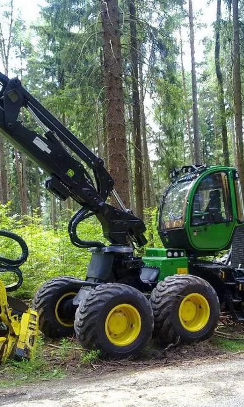 Puzzles Tractor John Deere 3 تصوير الشاشة