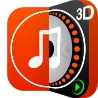 DiscDj 3D Music Player - 3D Dj Music Mixer Studio on 9Apps