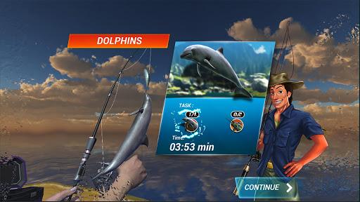 ألعاب صيد السمك البحر الرياضة الصيد محاكي 5 تصوير الشاشة