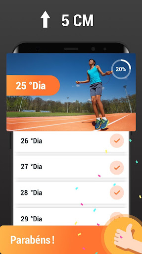 Treino para Altura - Aumento de Altura, Exercícios screenshot 5
