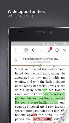eReader Prestigio: Lettore screenshot 3