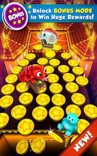 Coin Dozer - Free Prizes 11 تصوير الشاشة