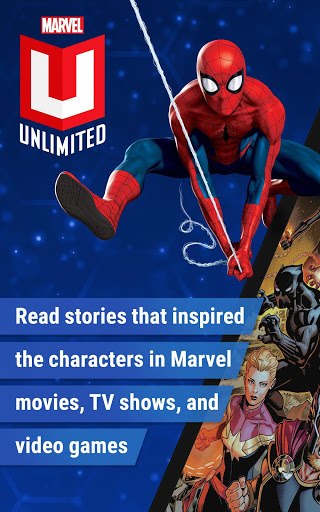 Marvel Unlimited 17 تصوير الشاشة
