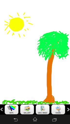 Paint Brush Drawing screenshot 5