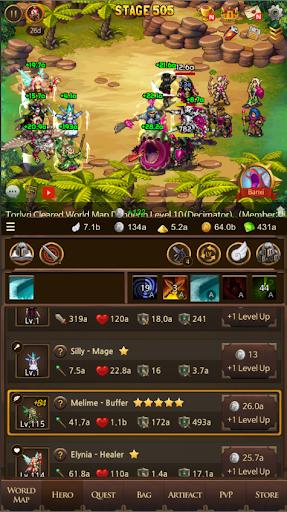 Everybody's RPG screenshot 1