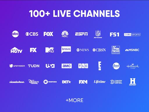 fuboTV: Watch Live Sports, TV Shows, Movies & News screenshot 9