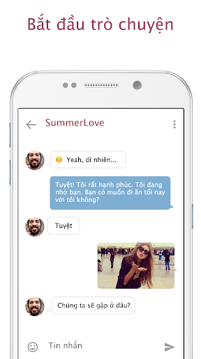 JAUMO – Chat hẹn hò screenshot 4