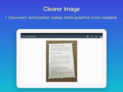 CamScanner - Scanner to scan PDF screenshot 9