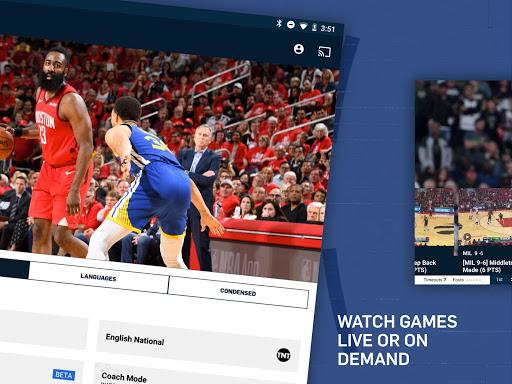 NBA: Live Games & Scores screenshot 10