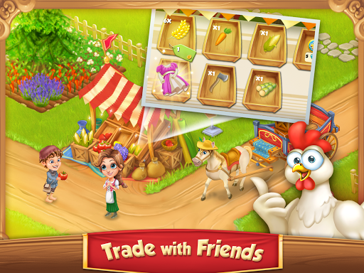 Village and Farm screenshot 11
