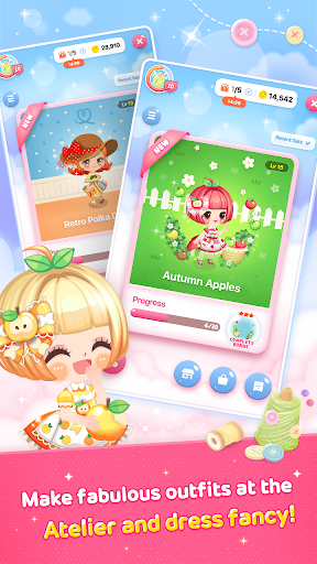 LINE PLAY - Our Avatar World screenshot 10