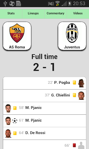 Serie A screenshot 3