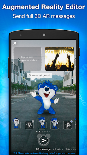 Snaappy - AR Social Network screenshot 3