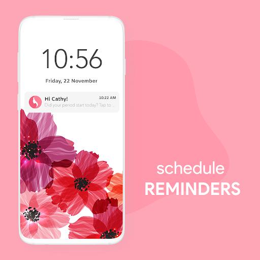My Calendar - Period Tracker 5 تصوير الشاشة