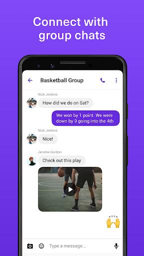 TextNow - 무료 문자, 음성 및 영상 통화 앱 screenshot 5
