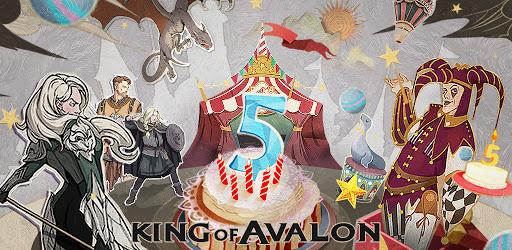 King of Avalon: Dominion screenshot 1