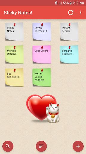 Sticky Notes ! 2 تصوير الشاشة