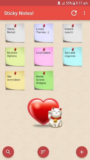 Sticky Notes ! screenshot 2