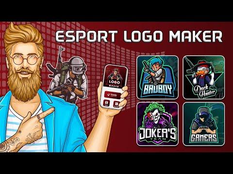 Logo Esport Maker | Create Gaming Logo Maker screenshot 1