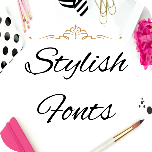 Stylish Font for FlipFont , Cool Fonts Text Free icon