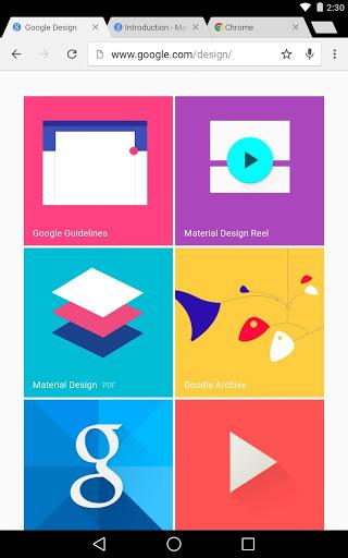 Chrome Beta स्क्रीनशॉट 7