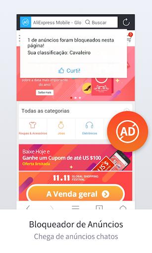 UC Browser - Navegador screenshot 3