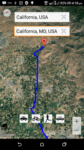 Mapa GPS grátis screenshot 4