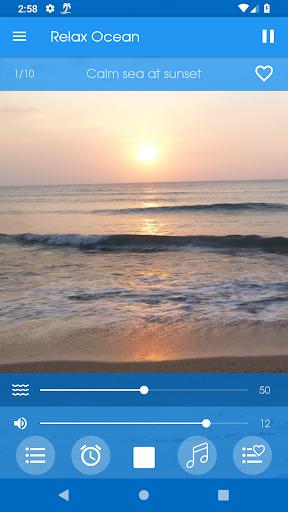 Relax Ocean - Nature sounds: sleep & meditation screenshot 2