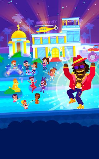 Partymasters - Fun Idle Game 12 تصوير الشاشة