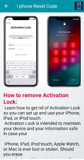 Reset Code Any Mobile and Sim Unlock Guide screenshot 3