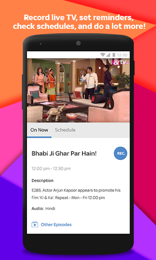 Tata Sky Mobile- Live TV, Movies, Sports, Recharge 4 تصوير الشاشة