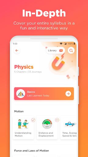 BYJU'S – The Learning App 5 تصوير الشاشة
