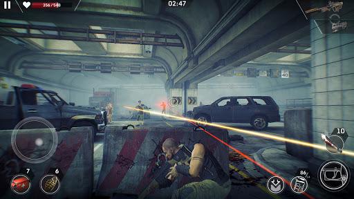 Left to Survive: Apocalypse & Dead Zombie Shooter screenshot 6