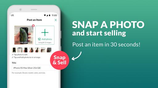 OfferUp: Buy. Sell. Letgo. Mobile marketplace screenshot 2