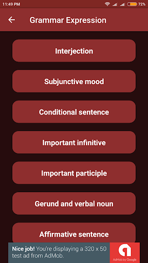 Spoken English in 10 days screenshot 8