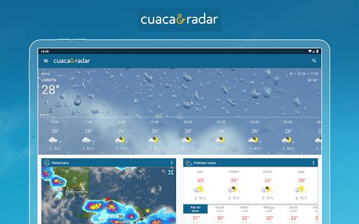 Cuaca & Radar screenshot 9