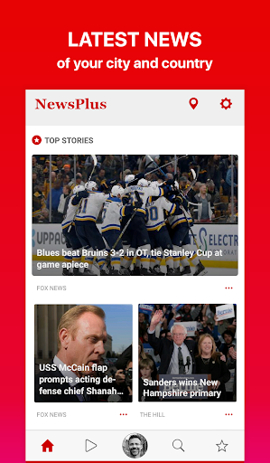 Local News, Top Stories, Videos & Celeb Tweets screenshot 1