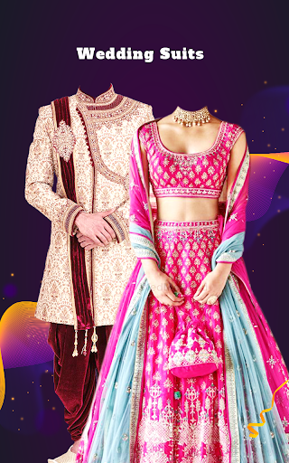 Couple Tradition Photo Suits - Traditional Dresses screenshot 6
