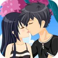 เกมส์แต่งตัวอนิเมะสำหรับสาว ๆ - คู่รักรักจูบ on 9Apps