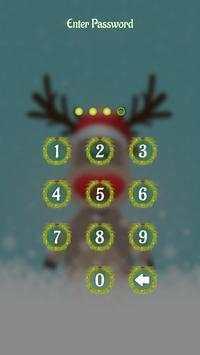 Lock Screen Christmas Password screenshot 4