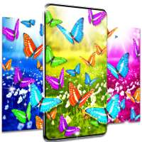 Butterflies live wallpaper on APKTom