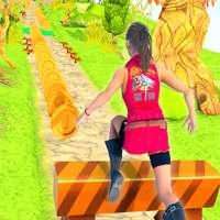 Temple Princess Run 3D on 9Apps