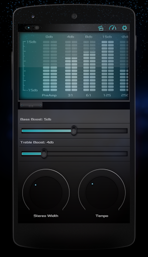 Equalizer Ultra™ - Best Equalizer with Loud Bass 7 تصوير الشاشة
