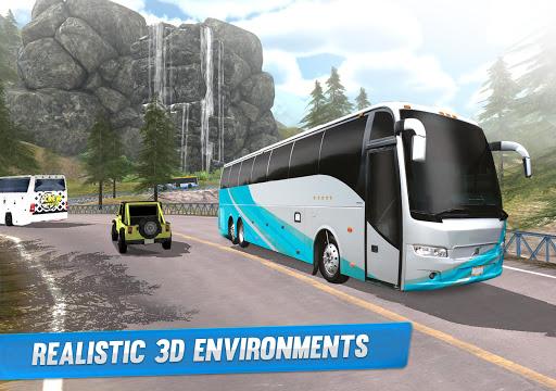 Offroad Hill Climb Bus Racing 2021 screenshot 15