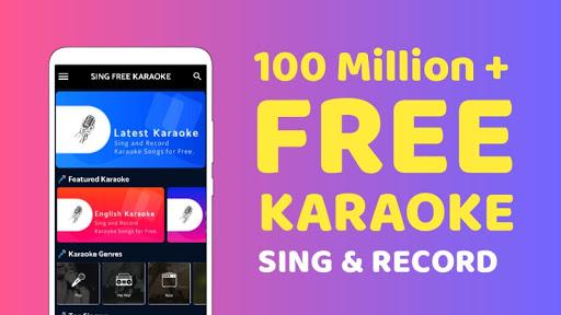 Sing Free Karaoke - Sing & Record All Free Karaoke screenshot 1