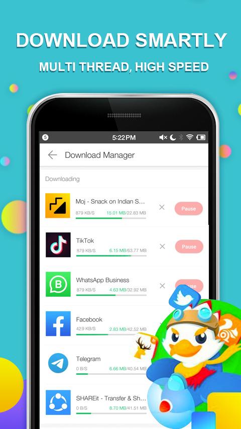 APKTom - Smart App Store 2021 screenshot 3