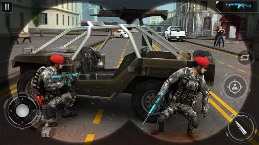 sniper game offline terbaik - game perang offline screenshot 3