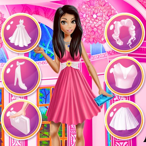 Dress Up Royal Princess Doll icon