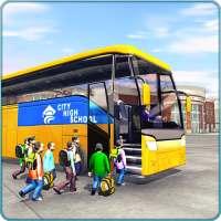 City School Bus Simulator 2019: قيادة مجانية on APKTom
